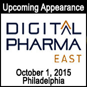 DigiPharma East 2015 Promo